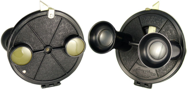 Sawyers View-Master Model A (No Patent Version)