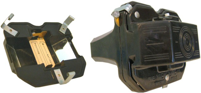 View-Lite light attachment for Sawyers Model C