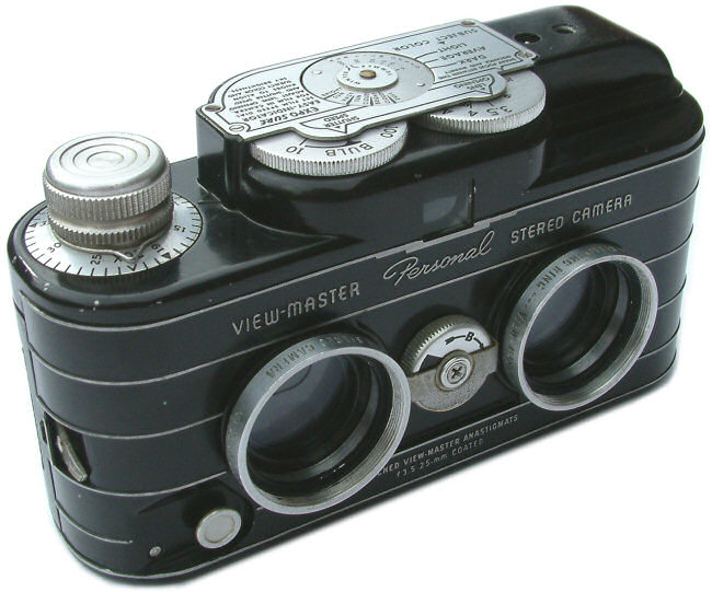 Sawyers Personal Stereo Camera