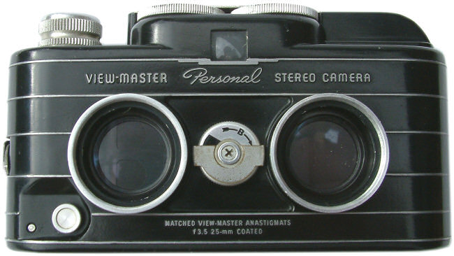 Sawyers Personal Stereo Camera - Front View